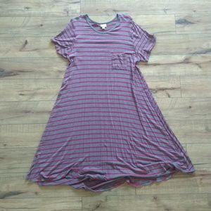 Lularoe Carly swing dress